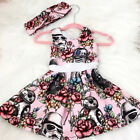 Newborn Toddler Baby Girl Star Wars Party Pageant Tutu Dress Sundress Clothes US $8.59 USD on eBay