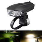 MTB Bike Bicycle Cycling USB Rechargeable LED Head Front Light/Rear Tail Lamp UK <br/> 1700+Sold ☆Smart motion sensor ☆Auto turn off the light