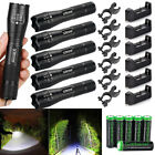 Ultrafire 90000LM T6 LED 18650 Rechargeable Bike Light Tactical Flashlight Torch