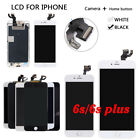 OEM iPhone 6s 6 Plus LCD Display Touch Screen Replacement with Home Button LOT