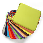 Chair Pads Solid Dining Garden Patio Home Kitchen Office Soft Seat Cushion Mat