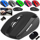 2.4 GHz Wireless Optical Mini Mouse Mice Top Quality For Laptop PC Computers New