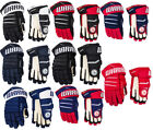 Warrior Alpha QX Pro Hockey Gloves - Sr , Jr