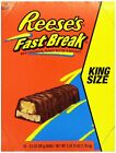 REESE'S Fast Break Chocolate Candy Bar King Size
