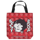 Betty Boop Big Face FORTY WINKS Tote Bag Many Sizes $20.44 USD on eBay
