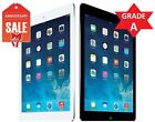 Apple iPad Air 1st 128GB WiFi 9.7in Retina Space Gray White Silver - GRADE A (R)