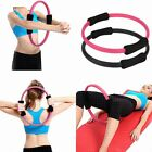 Pilates Ring Magic Circle Dual Grip Sporting Goods Yoga Ring Exercise Fitness PY