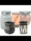 Scentsy Warmers New and Discontinued and No Longer Offered Ready for Anyroom!!! cheap