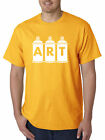 New Way 926 - Unisex T-Shirt ART Graffiti Spray Paint Cans Artist