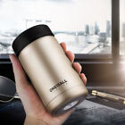 Men Gift Thermos Bottles 400ml Insulated Cup Stainless Steel Thermal Coffee Mug
