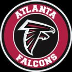 Atlanta Falcons Circle Logo Vinyl Decal / Sticker 5 sizes!! on eBay