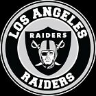 Los Angeles Raiders Circle Logo Vinyl Decal / Sticker 5 sizes!! on Ebay