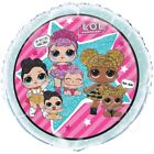 LOL Surprise Dolls Birthday Party Supplies L.O.L Decoration Tableware Balloons