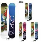 New 2017 Capita Birds of a Feather Womens Snowboard  144