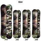 New 2017 Capita Paradise Womens Snowboard  149 cm awesome quality board
