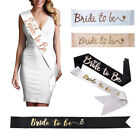 Внешний вид - Black Gold White Team Bride Hen Party Bride Sash Girls Night Out Do Bachelorette