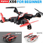 SYMA X56 Foldable Drone RC Quadcopter No Camera Beginner Starter Kid Toy Gift US