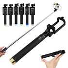 Foldable Wired Selfie Stick Telescopic Monopod For Motorola moto Smartphones