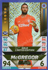 MATCH ATTAX SPFL 2018/19 100 CLUB CARDS and LIMITED EDITION CARDS - 18/19 SPL