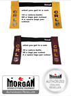 Rugby league tag OZTAG touch footy Eagle Tag CRL NRL NSW BALL WAIST HOLDER TAGS