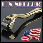 540 Titanium Rose Gold Micro Derma Roller Acne Scars Wrinkles Skin Discoloration $7.95 USD on eBay