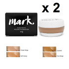 2 x Avon MARK. Nude Matte Mousse Foundation 18g *New in box*
