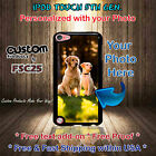 Custom Phone case personalize with your photo selfie art for iPod Touch 5th Gen.