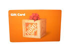 $25 Home Depot Gift Card For Sale