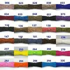 3mm Micro Cord Paracord Lanyard Tent Camping Guy Rope Parachute Cord 50-100FT