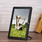 Digital Picture Frame With Wireless Remote 12 Inch Screen Built-in SpeakerP+