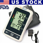 Automatic Digital Arm Blood Pressure Monitor Large BP Cuff Gauge Machine Meter $23.74 USD on eBay