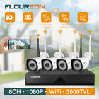 Kyпить 8CH /4CH 1080P HD DVR + CCTV Cameras Wireless/Wired Home Security System Kit IR на еВаy.соm