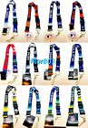 NFL,NBA,MLB Team Crossover Lanyard with Double Sided Graphics $7.98 USD on eBay