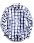 Goodthreads Men's Slim-Fit Long-Sleeve Checked Shirt - Choos