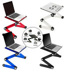 Executive Office Solutions Portable Adjustable Aluminum Laptop Desk/Stand/Table
