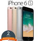 Apple Iphone 6s Smartphone 16/32/64/128gb In Gold/silver/grey/rose Gold Unlocked