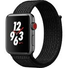 NEW Apple Watch Series 3 38mm 4G Cellular + GPS Aluminum Nike+ Special Edition!