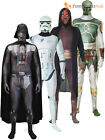 Adult Zappe Digital Morphsuit Mens Star Wars Fancy Dress Costume Stag Do Outfit
