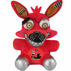 Five Nights At Freddy's Plush Toy Stuffed Dolls Foxy Bear Bonnie Chica 10