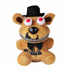 "Five Nights At Freddy's Plush Toy Stuffed Dolls Foxy Bear Bonnie Chica 10"" or 7"""