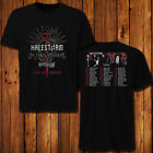 Halestorm & In This Moment with New Years Day tour 2018 T-shirt 2 side all size image