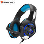 TOPROAD Game Headphone Gaming Headset 3.5mm Earphones With Microphone