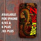 Dragon Ball Z The Dragon Anime Pattern for iPhone Case XS MAX XR etc