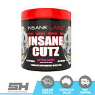 Insane Cutz By Insane Labz 35 Serves - Strong Thermogenic Fat Burner
