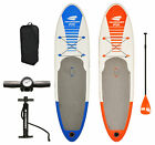 Kyпить PathFinder Inflatable SUP Stand Up Paddle Board, Paddle, Pump & Carry Bag на еВаy.соm