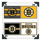 BOSTON BRUINS NHL Edible Image Cake Topper Photo Icing Frosting Sheet $8.5 USD on eBay