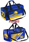 NBA Golden State Warriors Curry #30 Gym Travel Luggage Duffle Bag on eBay
