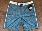 Внешний вид - $50 - BRAND NEW HURLEY MENS BOARD SHORTS CROSSWINDS BDST   30 31 32 33 34 x 21