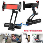"For iPad 6th 5th & 7""~11"" Tablets PC Universal Car Rear Seat Tablet Mount Holder"