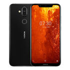 Nokia X7 Smartphone Android 8.1 Snapdragon 710 Octa Core 6.18 Inch GPS Face ID